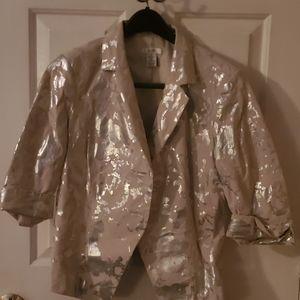 Leather Cache Jacket